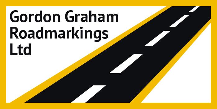Gordon Graham Roadmarkings Ltd Logo